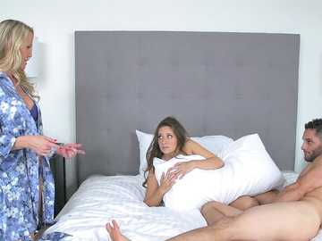 Cassidy Klein and Simone Sonay in After Party Mix